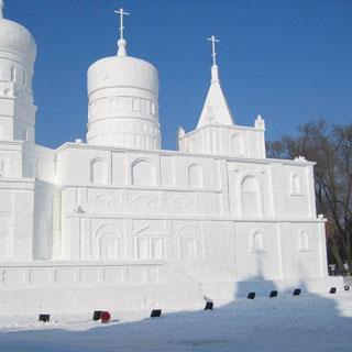 哈尔滨冰雪艺术馆虚拟旅游