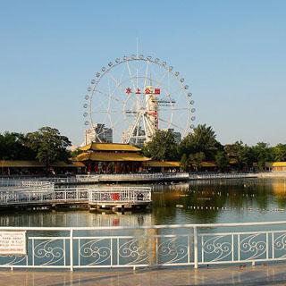 天津水上公园虚拟旅游