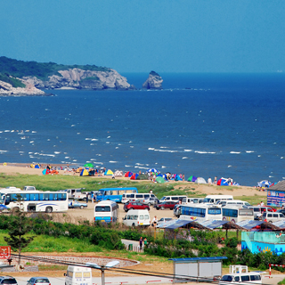 葫芦岛海滨浴场虚拟旅游