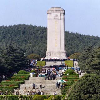 淮海战役烈士纪念塔虚拟旅游