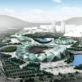 深圳大运中心虚拟旅游