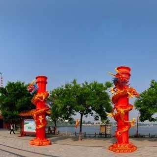 龙亭公园虚拟旅游
