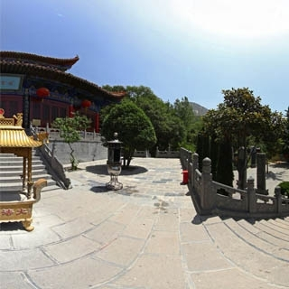 法王寺虚拟旅游