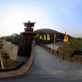 东湖磨山风景区虚拟旅游