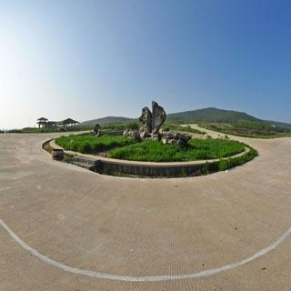 觉华岛虚拟旅游