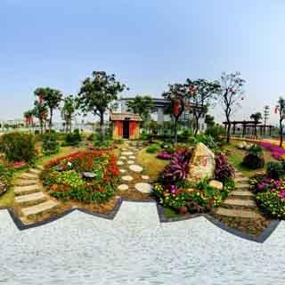 白云公园虚拟旅游
