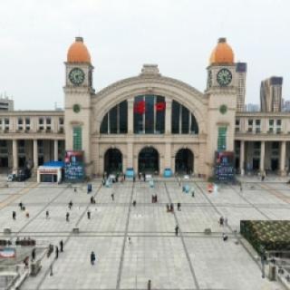 汉口火车站虚拟旅游