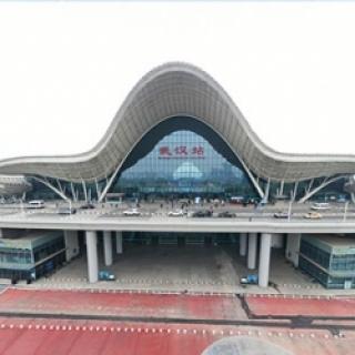 武汉火车站虚拟旅游