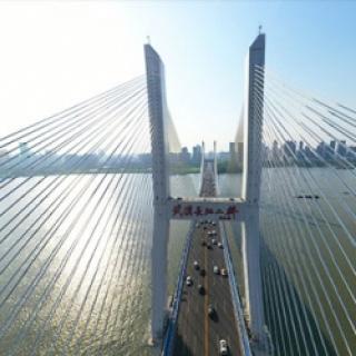 武汉长江二桥虚拟旅游