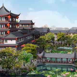 湟源城隍庙虚拟旅游