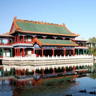 龙潭湖公园虚拟旅游