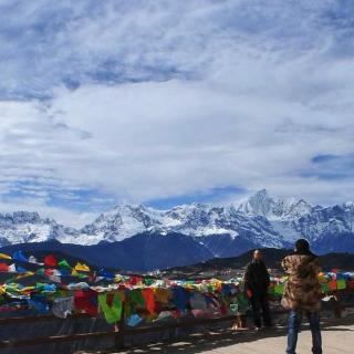梅里雪山虚拟旅游