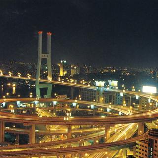 南浦大桥虚拟旅游