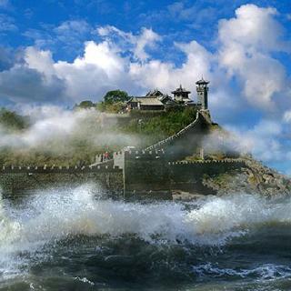 蓬莱阁虚拟旅游