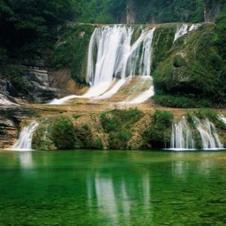 青龙峡虚拟旅游