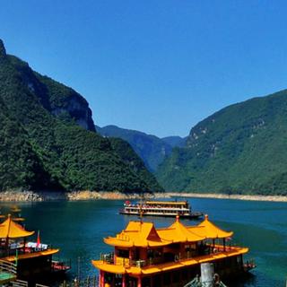 清江画廊虚拟旅游