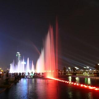 秋水广场虚拟旅游