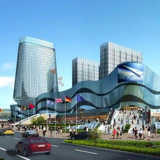 深圳华南城虚拟旅游