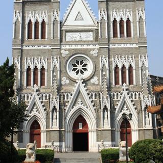 西什库教堂虚拟旅游