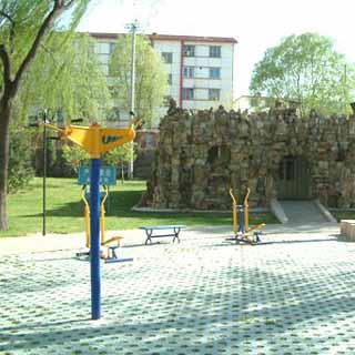 滨湖万米健身公园虚拟旅游