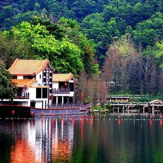香蜜湖虚拟旅游