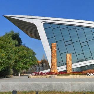 朝阳古生物化石博物馆虚拟旅游
