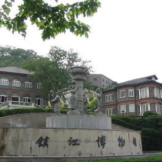 镇江博物馆虚拟旅游
