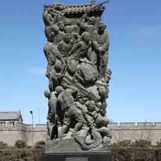 中国人民抗日战争纪念碑雕塑园虚拟旅游