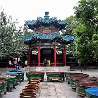 北京中山公园虚拟旅游