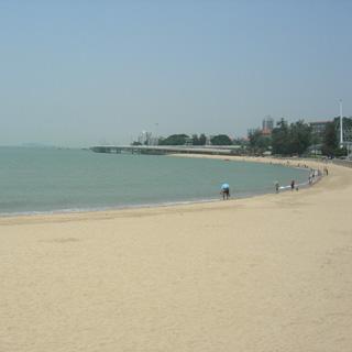 滨水音乐沙滩公园虚拟旅游