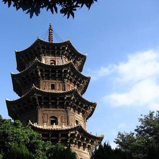 灵谷寺虚拟旅游