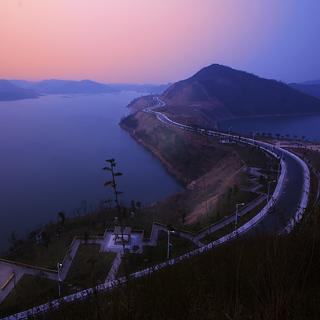 武当太极湖虚拟旅游