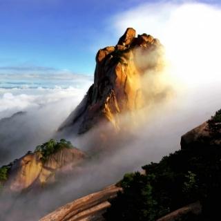 天柱山虚拟旅游