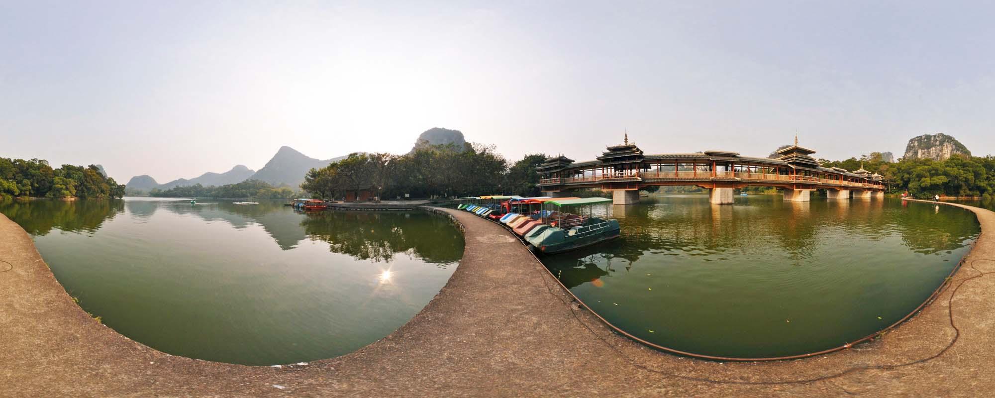 柳州虚拟旅游