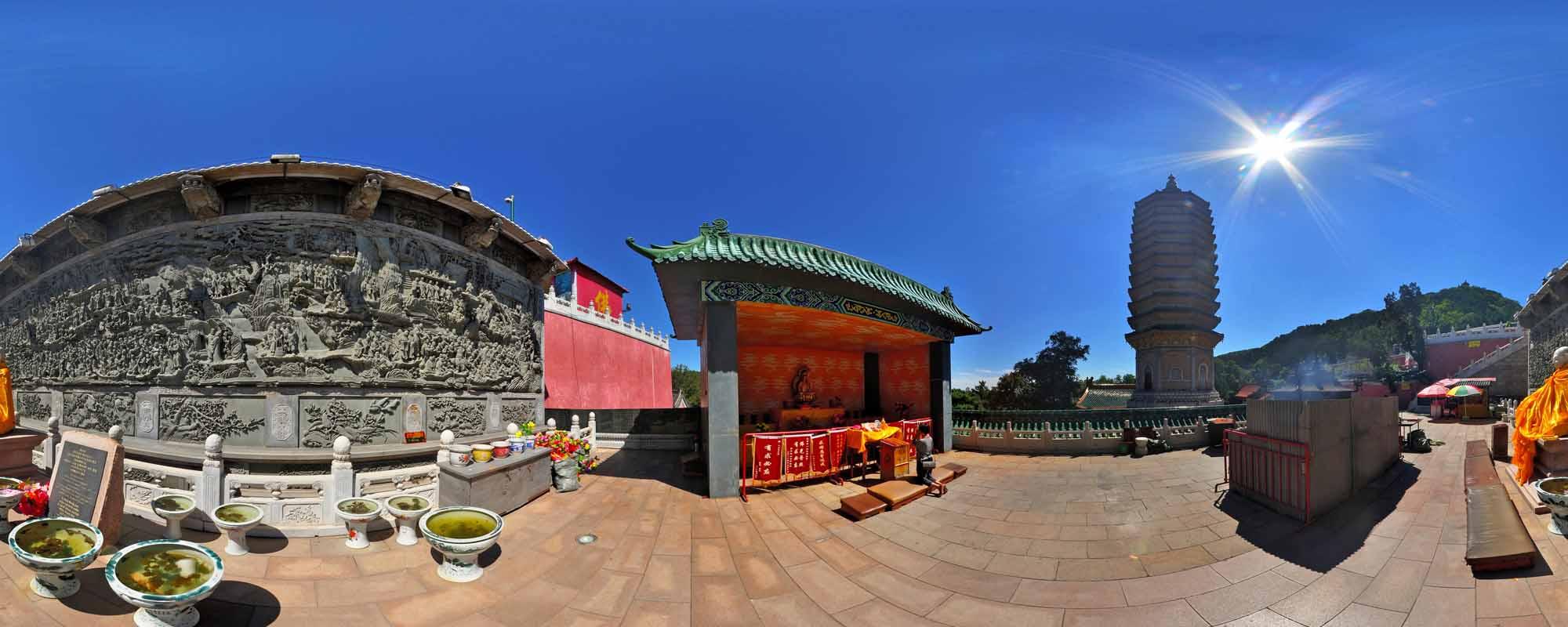 石景山虚拟旅游
