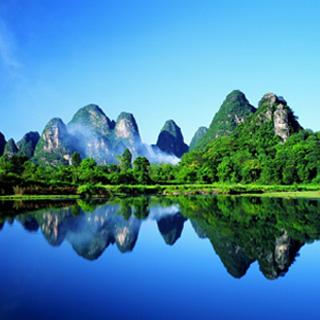 桂林山水虚拟旅游