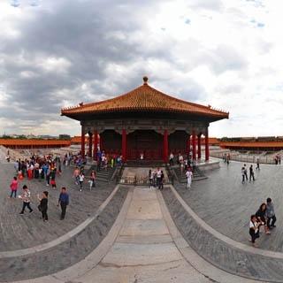 故宫虚拟旅游