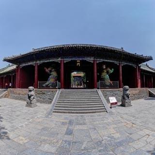 中岳庙虚拟旅游