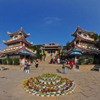 湄洲岛、妈祖庙虚拟旅游