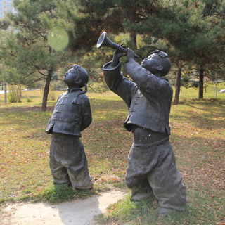 北京国际雕塑公园虚拟旅游