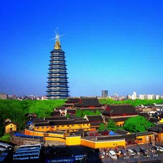 天宁禅寺虚拟旅游